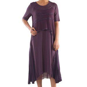 Plus Size Summer Dress - La Mouette